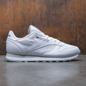Reebok Men Classic Leather (white)