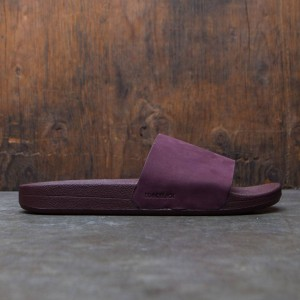 Brandblack Men Reza Slides (burgundy)