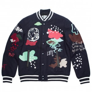 Billionaire Boys Club Men BB Mars Jacket (navy / blazer)