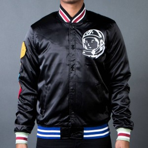 Billionaire Boys Club Men BB Starchild Jacket (black)