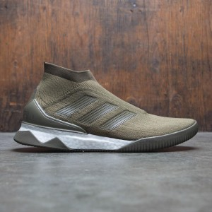 Adidas Men Predator Tango 18+ TR (olive / trace olive / bright orange)