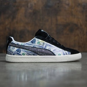 Puma x MITA Men Clyde (black / dollars)