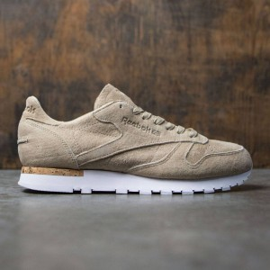 Reebok Men CL Leather (brown / oatmeal driftwood)