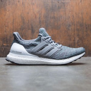 Adidas Men UltraBOOST (gray / grey four / high resolution grey)