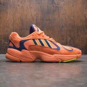 Adidas Men Yung-1 (orange / hi-res orange / shock yellow)