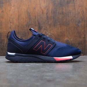 New Balance Men 247 Classic + MRL247NR (navy / red)