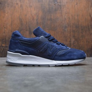 New Balance Men 997 Color Spectrum M997CO - Made In USA (navy / pigment)