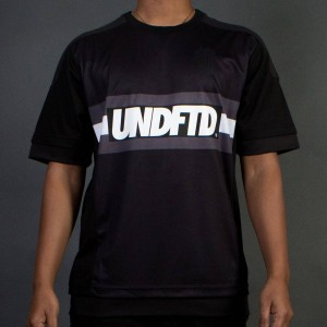 Undefeated Men Undefeated Soccer Jersey (black)