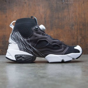 Reebok Men InstaPump Fury OG Ultraknit TL (black / white)