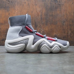 Adidas Consortium Men Crazy 8 A//D Workshop (gray / grey foam / power red / sesame)
