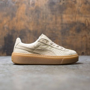 Puma Women Platform Exotic (brown / vachetta)