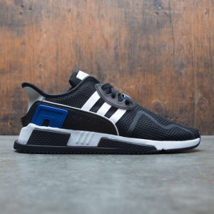 Adidas Men EQT Cushion ADV (black / footwear white / collegiate royal)