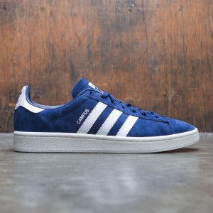 Adidas Men Campus (blue / dark blue / footwear white / chalk white)