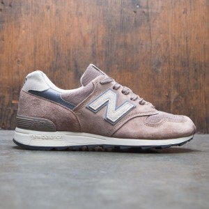 New Balance Men 1400 M1400CM - Made In USA (brown / mushroom / gunmetal)