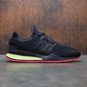 New Balance Men MS247TT (black / solar yellow)