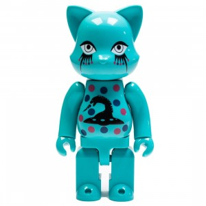 Medicom Cyber New New Another Demension 400% Nyabrick Figure (teal)