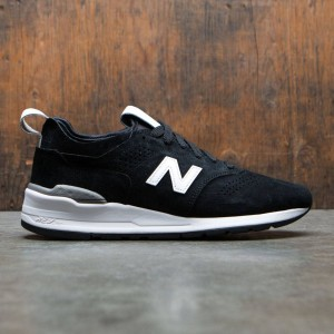 New Balance Men 997 Deconstructed M997DBW2 - Made In USA (black / white)