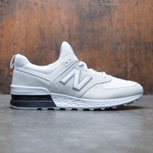 New Balance Men 574 Sport MS574STW (gray / arctic fox / black)