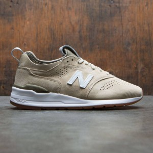New Balance Men 997 Deconstructed M997DRA2 - Made In USA (tan / sand / white)