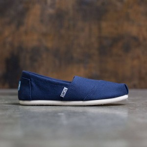 Toms Women Classics (navy / navy canvas)