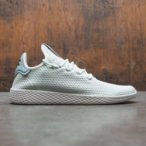 Adidas x Pharrell Williams Men Tennis Hu (green / linen green / tactile green)