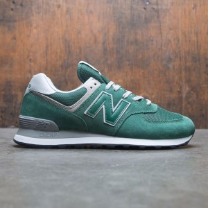 New Balance Men 574 ML574EGR (green / forest green)