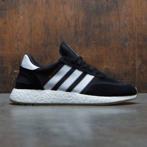 Adidas Men Iniki Runner (black / footwear white / gum)