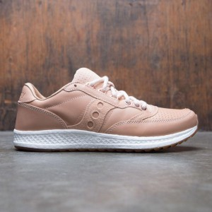 Saucony Men Freedom Runner (brown / tan)