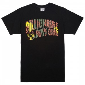 Billionaire Boys Club Men Camo Arch Tee (black)