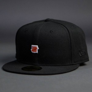 Undefeated Small 5 Strike New Era Cap (black)