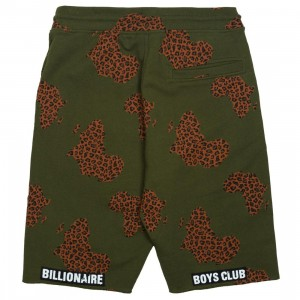 Billionaire Boys Club Men Sierra Short (green / dark green chive)