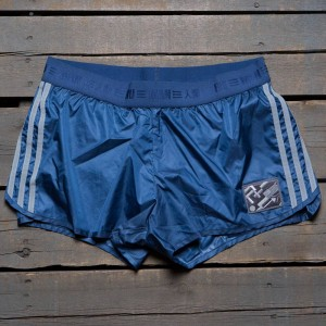 Adidas x Pharrell Williams Women Hu Race Shorts (navy / night marine)