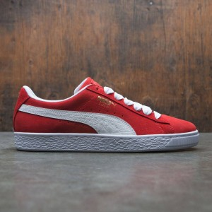 Puma Men Suede Classic - BBOY Fabulous (red / white)