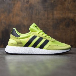 Adidas Men Iniki Runner (yellow / solar yellow / core black / footwear white)