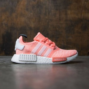 Adidas Women NMD R1 W (orange / sun glow / footwear white / haze coral)