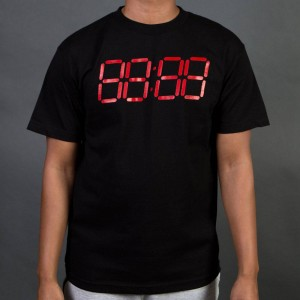 Staple Men Infinity Time Tee (black)