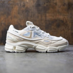 Adidas x Raf Simons Men Ozweego Bunny (white / cream white / crystal white / core black)