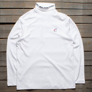 10 Deep Men Expedition Turtleneck Shirt (white)