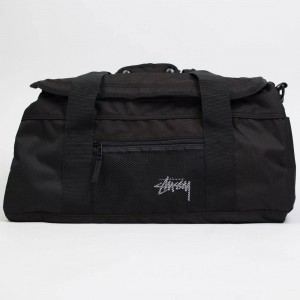 Stussy Stock Duffle Bag (black)