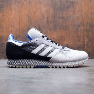Adidas Consortium x Hanon Men New York Dark Storm (black / core white / cl granite)