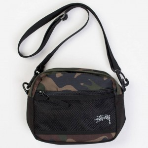 Stussy Stock Pouch (camo)