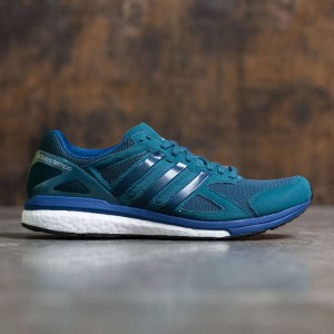 Adidas Men Adizero Tempo 8 (green / tech green / tech steel)