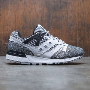 Saucony Men Grid SD - Eel (white / gray)