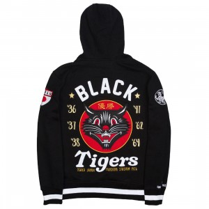 Iro Ochi Men Osaka Tigers Hoody (black)