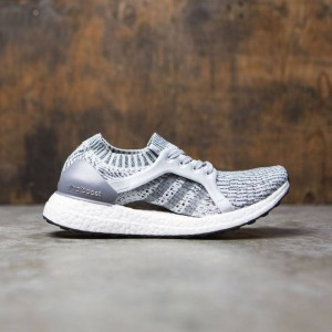 Adidas Women UltraBOOST X (gray / clear gray / mid grey / solid grey)