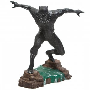 Diamond Select Toys Marvel Gallery Black Panther Movie PVC Statue (black)