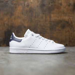 Adidas Women Stan Smith (white / footwear white / collegiate navy)