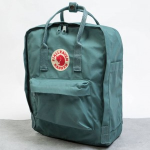 Fjall Raven Kanken Backpack (green / frost)