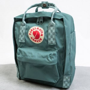 Fjall Raven Mini Backpack (frost / green)