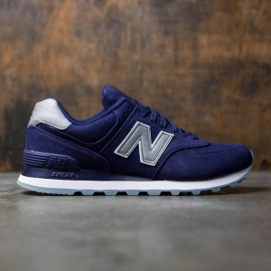 New Balance Men 574 ML574SYF (navy / dark denim / white)